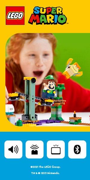 LEGO Super Mario i Luigi