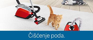 Bosch čišćenje poda