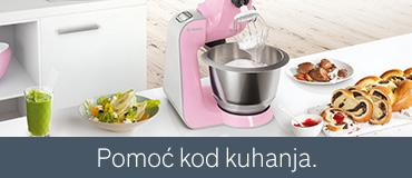 Bosch pomoć kod kuhanja