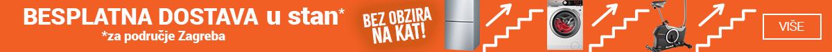 Prikup starog aparata Zagreb i besplatna dostava u stan DUS
