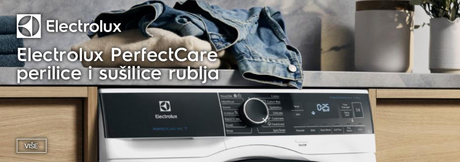 Electrolux perfectCare perilice i sušilice