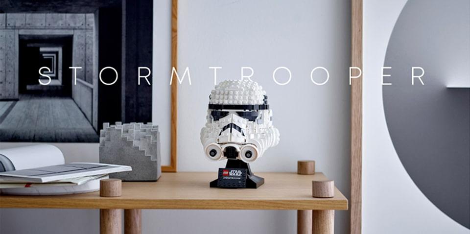 Lego za odrasle Stormtrooper Star wars