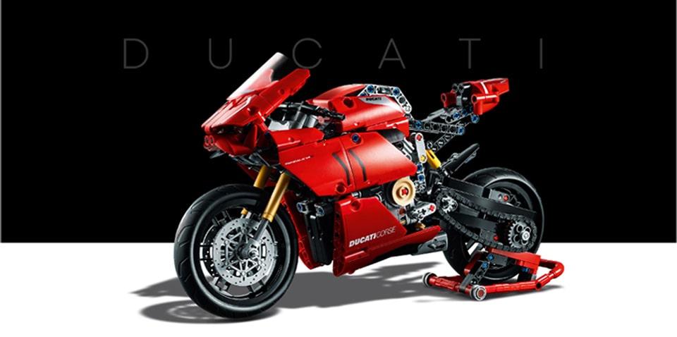 Lego za odrasle Ducati motor