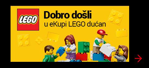Dobro došli u eKupi Lego dućan