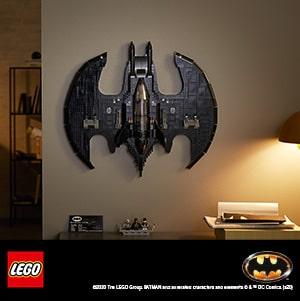 Lego za odrasle Batman