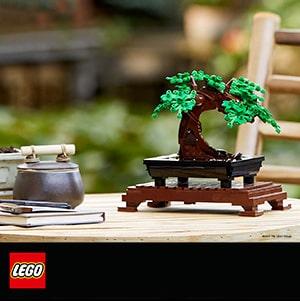Lego za odrasle Bonsai