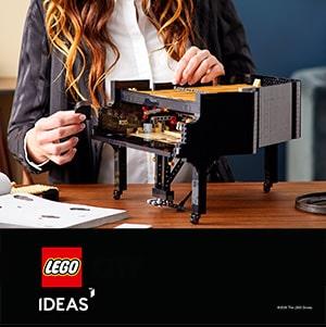 Lego za odrasle ideje
