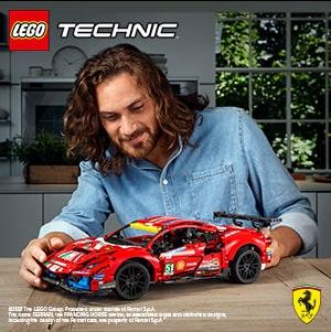 Lego za odrasle Vozila