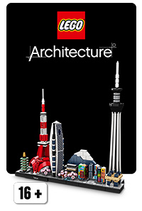 LEGO Arhictecture