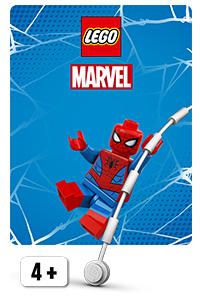 Marvel Super Heroes LEGO