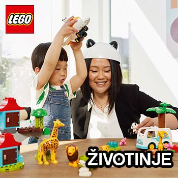 LEGO životinje
