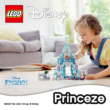 LEGO princeze