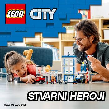 LEGO stvarni heroji