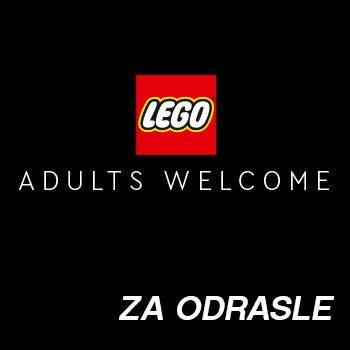 LEGO za odrasle