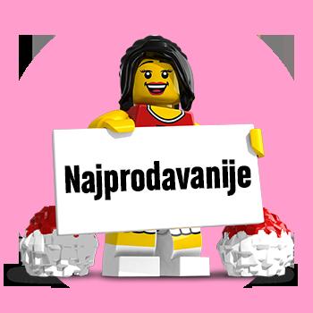 LEGO najprodavanije igračke
