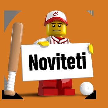 LEGO noviteti