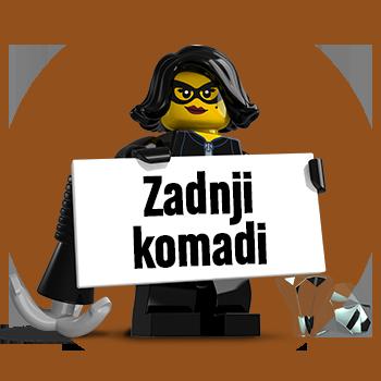 LEGO zadnji komadi