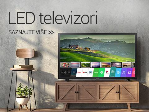 Led televizori Euro 2021