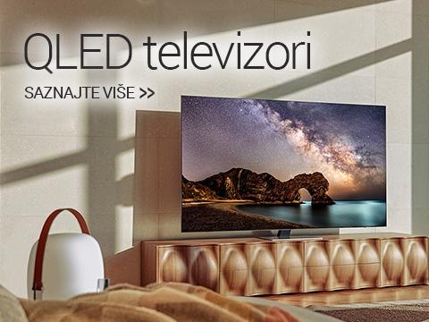 QLED televizori Euro 2021