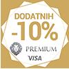 Premium Visa 10% KLIKEND