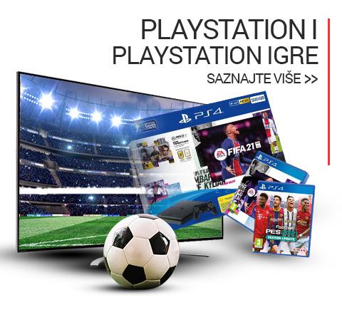 Playstation i Playstation igre Euro 2021