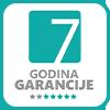 Hisense 7 god garancije RS