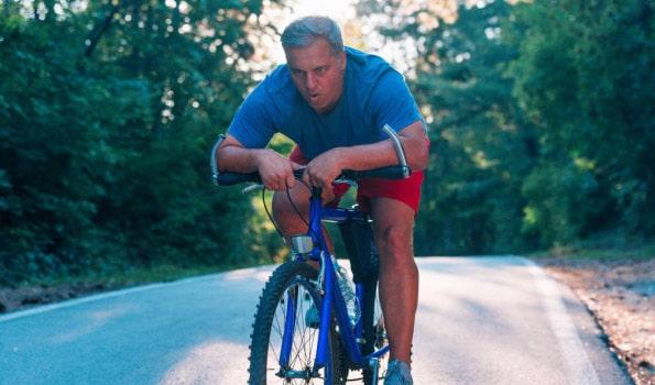 sporost običnih bicikla