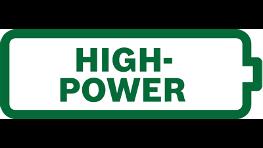 Više energije Bosch 18V Power For All baterija