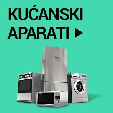 kućanski aparati Čišćenje zaliha i rasprodaja