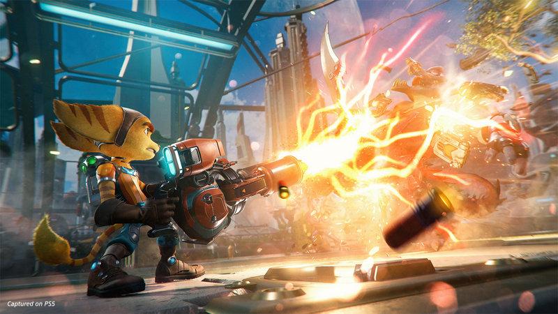 Ratchet & Clank: Rift Apart Playstation 5 PS5