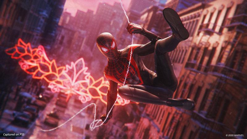 Spiderman Playstation 5 PS5 igra