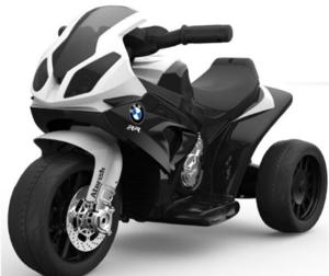 Licencirani BMW S100R crni - motor na akumulator