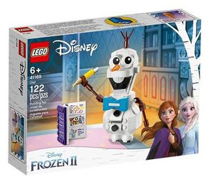LEGO Disney Frozen II Olaf 41169