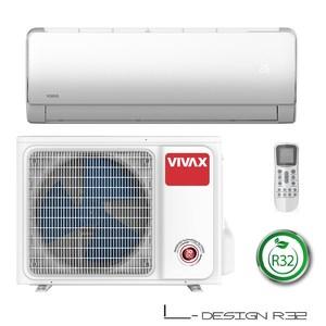 VIVAX COOL, inverter klima uređaj , ACP-12CH35AUJI R32 + WIFI modul
