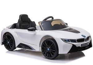 Licencirani BMW JE1001, auto na akumulator, bijeli