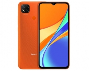 Xiaomi REDMI 9C NFC2/32GB Sunrise Orange, mobilni telefon + poklon Xiaomi Mi True Wireless EarBuds Basic 2