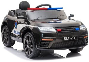 Policija BLT-201 crni - auto na akumulator
