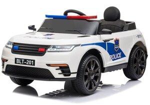 Policija BLT-201 bijeli - auto na akumulator