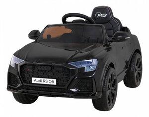Licencirani Audi RS Q8 crni, auto na akumulator