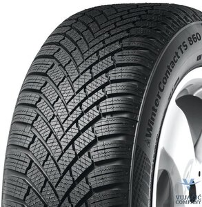 CONTINENTAL gume  205/55R16 WinterContact TS860