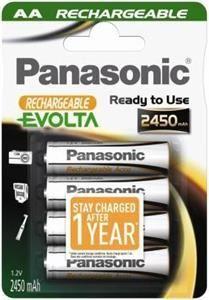 PANASONIC baterije HHR-3XXE/4BC punjive Evolta