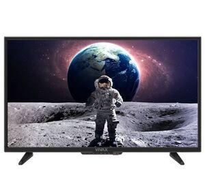 VIVAX LED televizor TV-40S60T2S2, Full HD, DVB-T2/C/S2, Crni