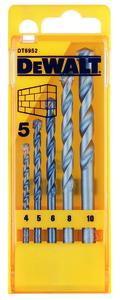 DEWALT 5-dijelni set svrdla za beton - DT6952