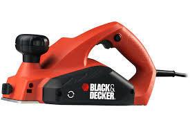 BLACK & DECKER blanjalica - KW712