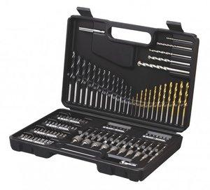 BLACK & DECKER 109-dijelni set pribora sa odvijačem u kovčegu - A7200
