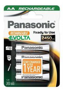 PANASONIC baterije HHR-3XXE/2BC punjive Evolta