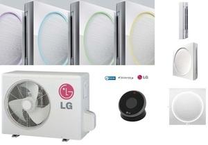 LG klima uređaj G09WL Artcool stylist