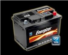 Energizer Standard 45 Ah Levo
