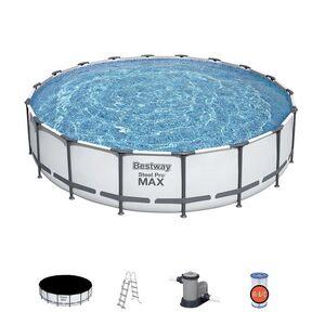 Bestway Steel Pro Max 56462 porodični bazen sa čeličnim ramom 549x122 cm