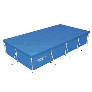 Bestway 58107 pokrivač za bazene sa metalnim ramom 400x211 cm